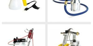 Different Paint Sprayers And Their Various Uses
